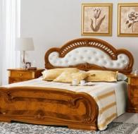 Итальянская спальня Camelgroup классическая коллекция Gold кровать Milady
