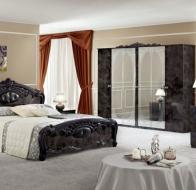 Итальянская спальня Camelgroup классическая коллекция Gold кровать Moda