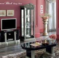 Итальянская гостиная Camelgroup классическая коллекция Barocco Black