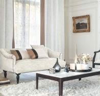 Дизайнерские обои и интерьерные ткани из Франции Casadeco