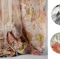 Итальянские декоративные ткани Castello del Barro коллекция Queenmary