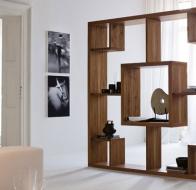 Итальянская мебель Catelan Italia стеллаж Gran via