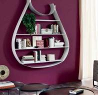 Итальянская мебель Catelan Italia стеллаж Swing