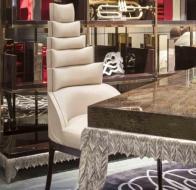 Коллекция итальянской мебели Clan от бренда ISACCO AGOSTONI
