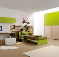 Итальянская мебель для детской CLEVER современная коллекция ALPINE