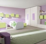 Итальянская мебель для детской CLEVER современная коллекция BABY START