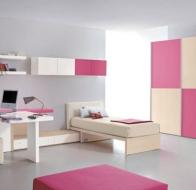 Итальянская мебель для детской CLEVER современная коллекция NIGHT&MORE