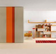 Итальянская мебель для детской CLEVER современная коллекция RHYTHM