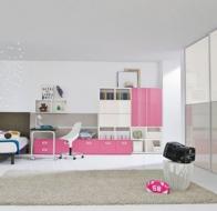 Итальянская мебель для детской CLEVER современная коллекция START