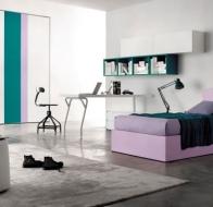 Итальянская мебель для детской CLEVER современная коллекция URBAN