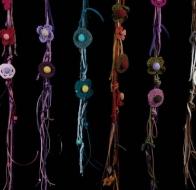 Испанский бренд аксессуаров для штор и гардин Color de Seda