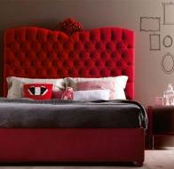 Итальянская мебель для спальни CREAZIONI кровать SAMUELE
