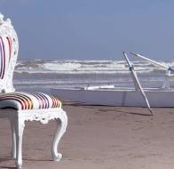 Итальянская мягкая мебель CREAZIONI стул DIANA