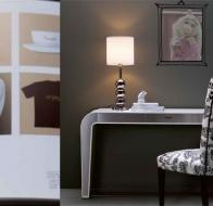 Итальянская мебель для спальни CREAZIONI консоль EGIDIO