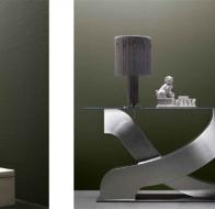 Итальянская мебель для спальни CREAZIONI консоль LAURA