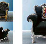 Итальянская детская мебель CREAZIONI кресло ALICE