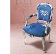 Итальянская детская мебель CREAZIONI кресло MERLINA