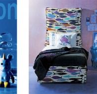 Итальянская детская мебель CREAZIONI кровать BISCOTTINO