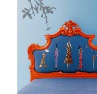 Итальянская детская мебель CREAZIONI кровать DOMIANO