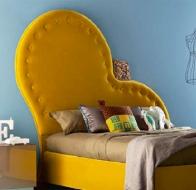 Итальянская детская мебель CREAZIONI кровать VALENTINO