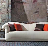 Итальянская мягкая мебель CREAZIONI диван ALBERTO