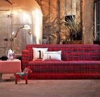 Итальянская мягкая мебель CREAZIONI диван ANTONIO