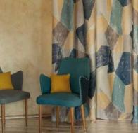 Итальянская текстильная фабрика Decortex коллекция декоративных тканей Art Spectrum