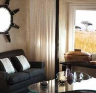 Итальянская текстильная фабрика Decortex коллекция декоративных тканей Safari living