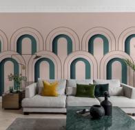 Коллекция панно H&M home Desert Floral