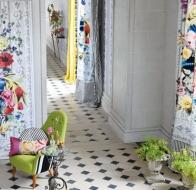 Английская фабрика интерьерного текстиля Designers Guild