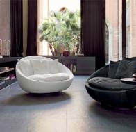 Итальянская мягкая мебель DESIREE диван Lacoon