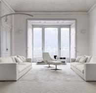 Итальянская мягкая мебель DESIREE диван Ozium