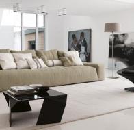 Итальянская мягкая мебель DESIREE диван Sela