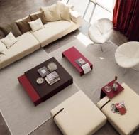 Итальянская мягкая мебель DESIREE диван Zerocento Zip