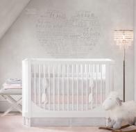 Американские детские Baby & Child  мебельного бренда Restoration Hardware