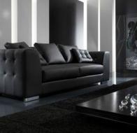 Итальянская мягкая мебель Domingo Salotti современный диван Bogart