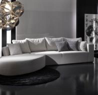 Итальянская мягкая мебель Domingo Salotti современный диван Suma