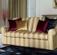 Итальянская мягкая мебель Domingo Salotti классический диван Enea