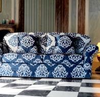 Итальянская мягкая мебель Domingo Salotti классический диван Florian