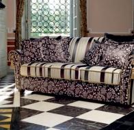 Итальянская мягкая мебель Domingo Salotti классический диван Golden