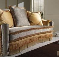 Итальянская мягкая мебель Domingo Salotti классический диван Malvina