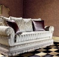 Итальянская мягкая мебель Domingo Salotti классический диван Prince