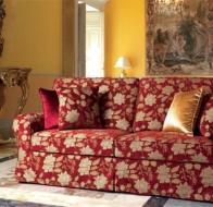 Итальянская мягкая мебель Domingo Salotti классический диван Zante