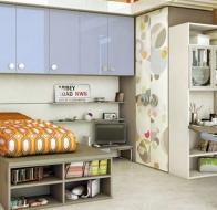 Итальянская мебель для детских и подростковых комнат Faer Ambienti современная коллекция LeMilleBolle