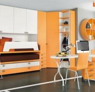 Итальянская мебель для детских комнат Faer Ambienti современная коллекция Sport Basket