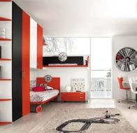 Итальянская мебель для детских комнат Faer Ambienti современная коллекция Sport Motori