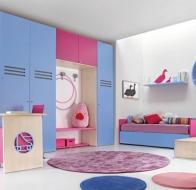 Итальянская мебель для детских комнат Faer Ambienti современная коллекция Sport Roller