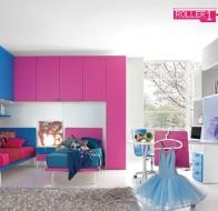 Итальянская мебель для детских комнат Faer Ambienti современная коллекция Sport Calcio