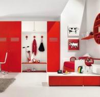 Итальянская мебель для детских комнат Faer Ambienti современная коллекция Sport  Volley