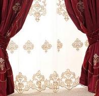 Итальянская фабрика интерьерного текстиля Fantasia Fiorentina коллекция Orchide01